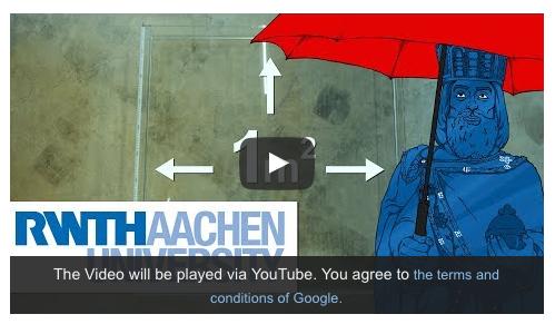 Screenshot eingebettetes YouTube-Video